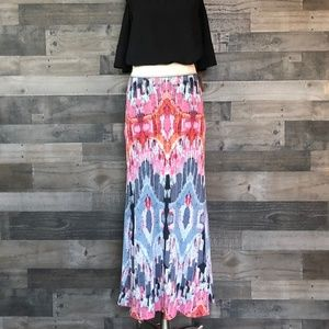 NEW Anthropologie Vanessa Virgina 'Eka' Maxi Skirt